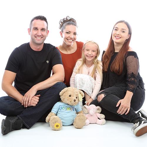 family photoshoot barnsley